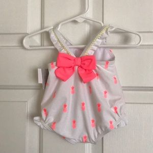 Janie and Jack - Infant Bathing Suit
